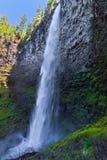 Cadute sceniche di Strada-Watson della Foresta-canaglia-Umpqua nazionale dell'Oregon-Umpqua Fotografie Stock Libere da Diritti