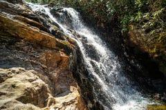 Cadute superiori delle cascate Fotografia Stock Libera da Diritti