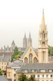 Caen céntrica, Normandía Foto de archivo