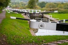 Free Caen Hill Locks Royalty Free Stock Photo - 134589895
