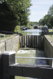 Caen Hill Locks, Devizes Stock Image