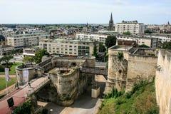 Caen in Normandia Francia del Nord fotografie stock libere da diritti
