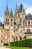 Caen Normandie, Frankrike Arkivbild