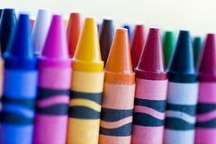 Caer del color Fotografía de archivo libre de regalías