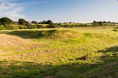 Caer Leb Ancient Settlement Royalty Free Stock Photo