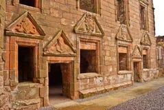 Caerlaverock Castle στοκ φωτογραφίες με δικαίωμα ελεύθερης χρήσης