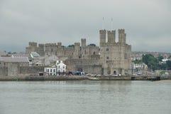 Caernarfon Стоковая Фотография RF