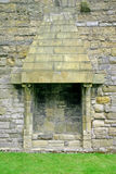 Caernarfon Castle Fireplace  Stock Images