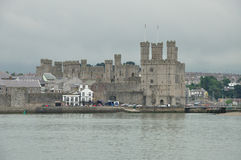 Caernarfon Royalty Free Stock Photography