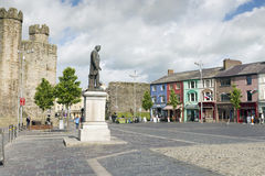 Caernarfon Royalty Free Stock Image