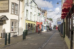 Caernarfon Royalty Free Stock Photos