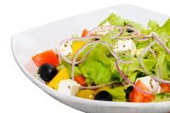 caesar σαλάτα πιάτων Στοκ Εικόνες