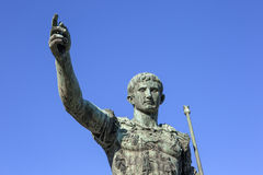 Caesar Augustus in Rome Royalty Free Stock Photography