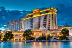 The Caesar Palace Stock Photography