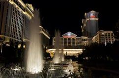 Caesar Palace Hotel, Las Vegas Imagenes de archivo