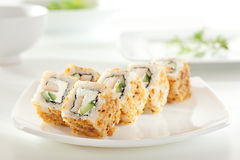 Caesar Roll Royalty Free Stock Image
