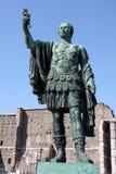caesar rome arkivfoto