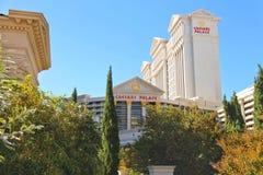 Caesar's Palace in Las Vegas Royalty Free Stock Photo