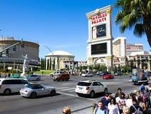 Caesar's Palace, Las Vegas, NV. Stock Photos