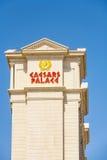 Caesar's Palace on the Vegas Strip Stock Photo