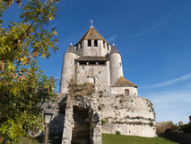 Caesar's tower Provins Royalty Free Stock Photography