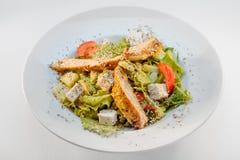 Caesar Salad Immagine Stock