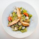 Caesar Salad Fotografie Stock