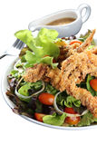 Caesar Salad Royalty-vrije Stock Fotografie