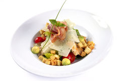 Caesar Salad Lizenzfreie Stockbilder