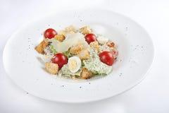 Caesar Salad Fotografia Stock Libera da Diritti