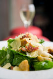 Caesar Salad Royalty Free Stock Photography