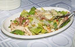 Caesar Salad Imagen de archivo libre de regalías
