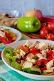 Caesar Salad Imágenes de archivo libres de regalías