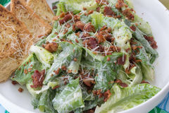 Caesar Salad Imagens de Stock Royalty Free