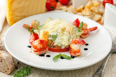 Caesar Salad Imagem de Stock