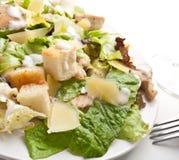 Caesar Salad classico fotografia stock libera da diritti