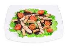 Caesar salad. Royalty Free Stock Photography