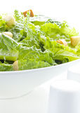Caesar salad meal Royalty Free Stock Photo