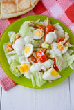 Caesar Salad Royalty Free Stock Images