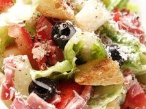 Caesar-Salat stockfotografie