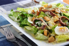 Caesar-Salat #3 Stockfotos