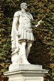 Caesar Statue royalty-vrije stock afbeelding