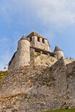 Caesar Tower (XII c.) of Provins France. UNESCO site Stock Photo