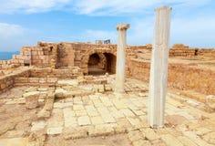 Caesarea Royalty Free Stock Photo