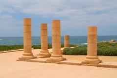 Caesarea Stock Afbeeldingen