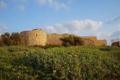 Caesarea Imagen de archivo libre de regalías