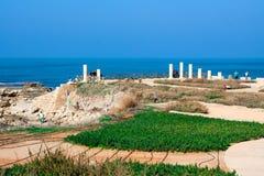Caesarea Fotografía de archivo