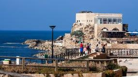 Caesarea Foto de archivo