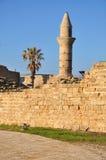 Caesarea antigo. Fotografia de Stock Royalty Free
