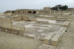 Caesarea, Israël Royalty-vrije Stock Afbeelding